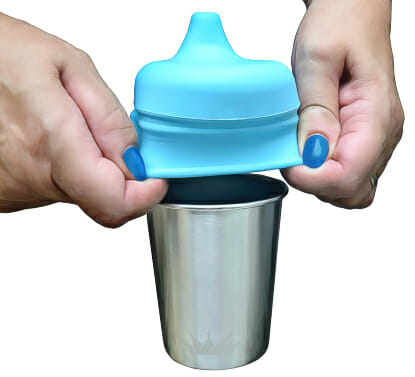 silicone spout sippy cup