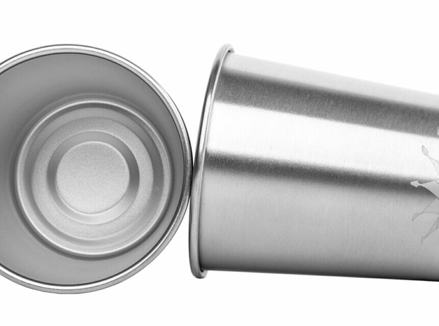 stainless steel toddler cups