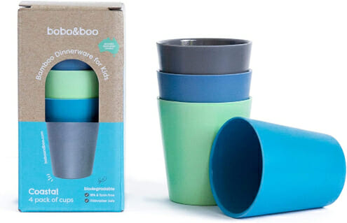 bamboo cups for kids