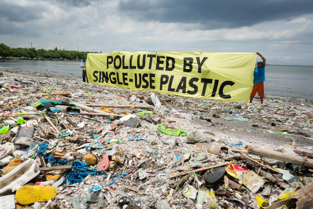 how to reduce plastic pollution