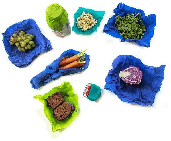 Beeswax Reusable Food Wraps