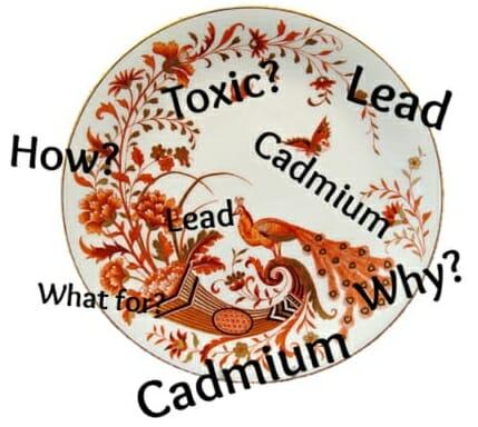 toxic dinner plates