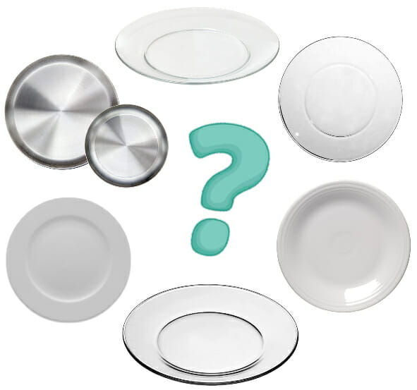 safest dinnerware