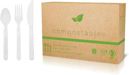 eco friendly utensil set
