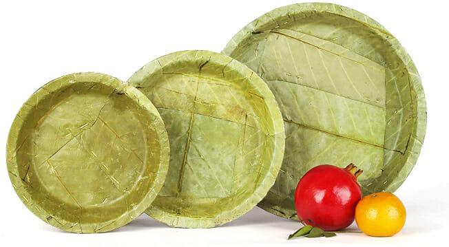 patravali leaf plates