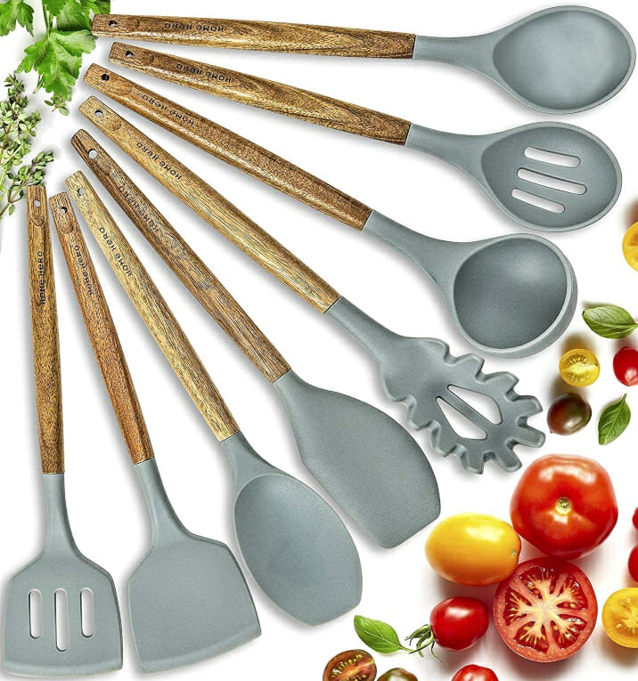 Safest Silicone Cooking Utensils