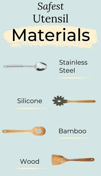 best-safest-material-for-cooking-utensils-graphic