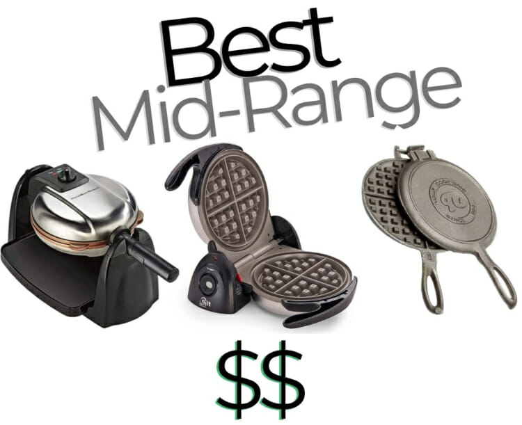 Best-Mid-Range-Non-toxic-waffle-makers