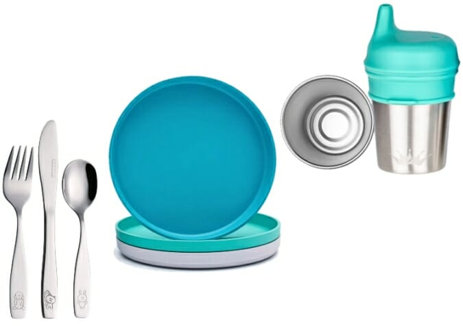 Kid-Safe-Dinnerware material examples