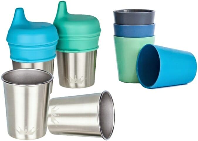 Non-plastic-Kids-Cups
