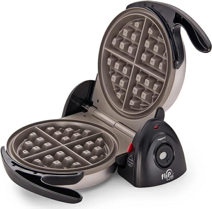 Presto-FlipSide-Belgian-PFOA-&-PTFE-Free-Waffle-Maker