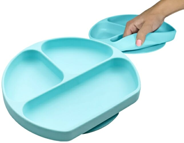 Silicone-Kids-Plates