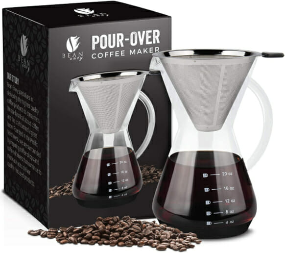 Pour-Over-Non-Toxic-Coffee-Maker