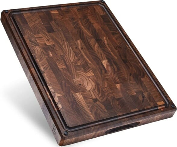 Walnut-End-grain-Cutting-Board-Made-in-USA