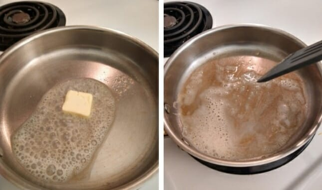 stainless-alternative-to-non-stick-pans-melting-butter